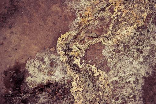 Free Stock Photo of Geothermal Mud Texture