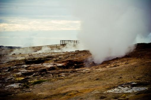 Free Stock Photo of Geothermal Energy