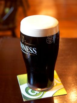 Free Stock Photo of Guinness Beer