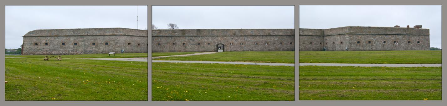 Free Stock Photo of Fort Adams
