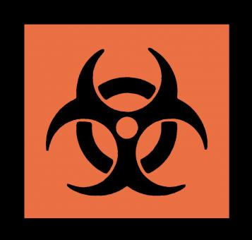 Free Stock Photo of Bio Hazard Symbol
