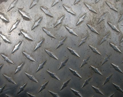 Free Stock Photo of Stainless Steel Texture