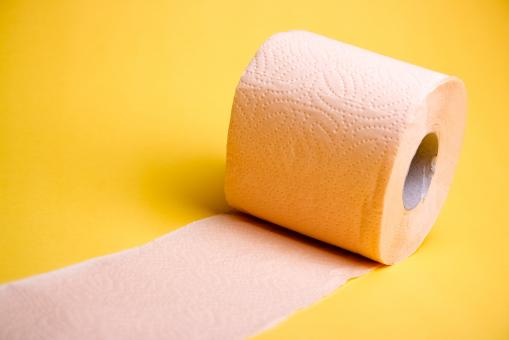 Free Stock Photo of Toilet paper
