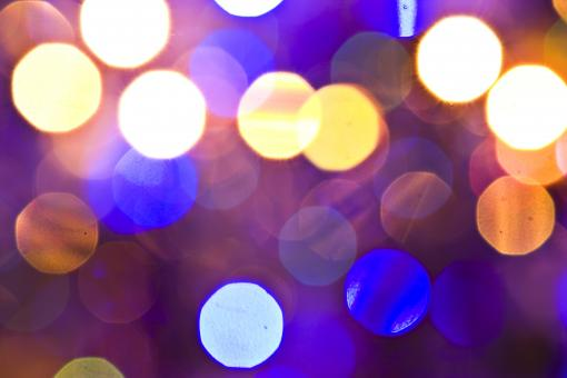 Free Stock Photo of Blurred Bokeh