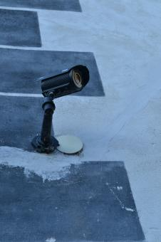 Free Stock Photo of Surveillance Camera