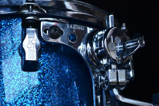 Free Stock Photo of Drum detail