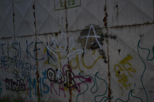 Free Stock Photo of Graffiti
