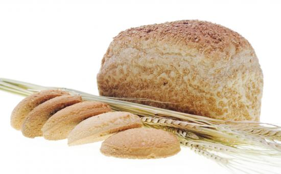 Free Stock Photo of Bread and Wheat