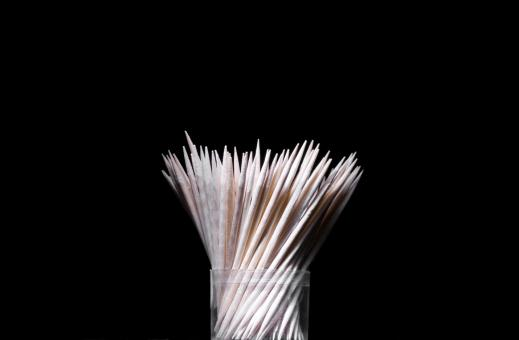 Free Stock Photo of Toothpicks