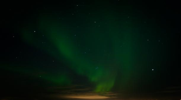 Free Stock Photo of Aurora Borealis