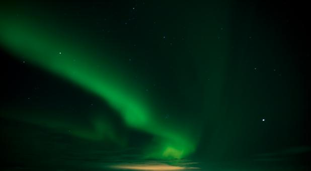 Free Stock Photo of Northen Lights