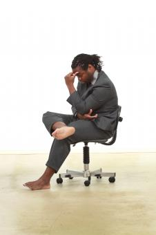 Free Stock Photo of Worry