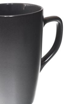 Free Stock Photo of grey mug