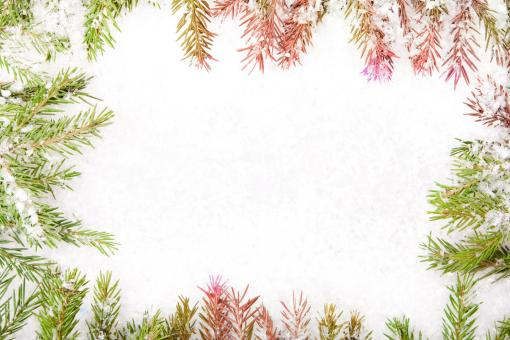 Free Stock Photo of Christmas Frame