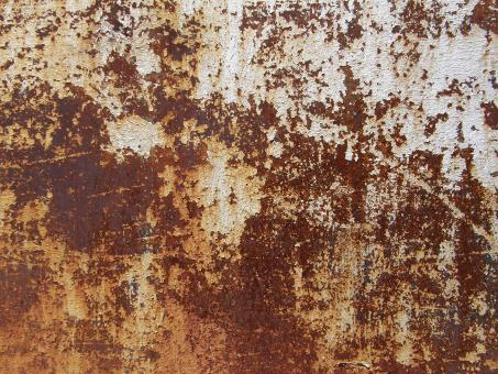Free Stock Photo of Grunge Rust Texture