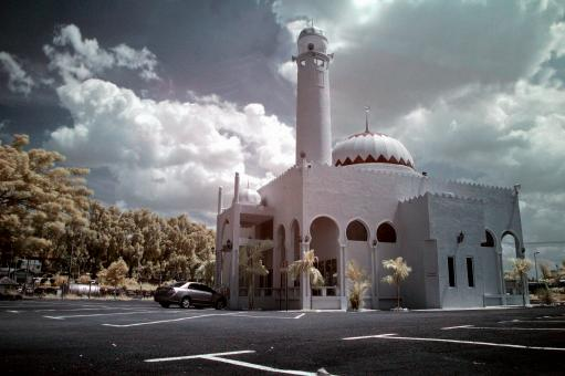 Free Stock Photo of Reko road mosque
