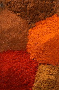 Free Stock Photo of Spices Background