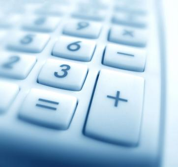 Free Stock Photo of Calculator