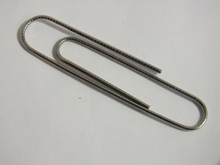 Free Stock Photo of Paper Clip