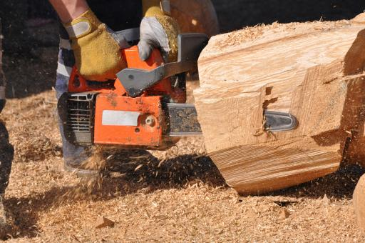 Free Stock Photo of Chainsaw