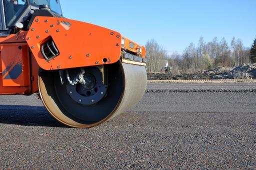 Free Stock Photo of Part of tandem roller