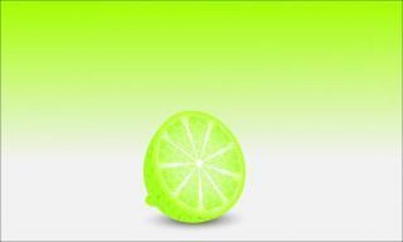 Free Stock Photo of Green lemon