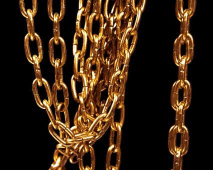 Free Stock Photo of Chain