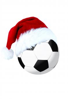 Free Stock Photo of Christmas Football