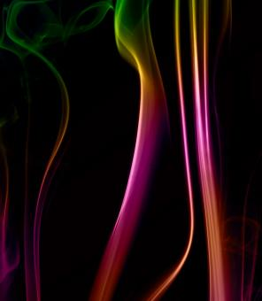 Free Stock Photo of color smoke