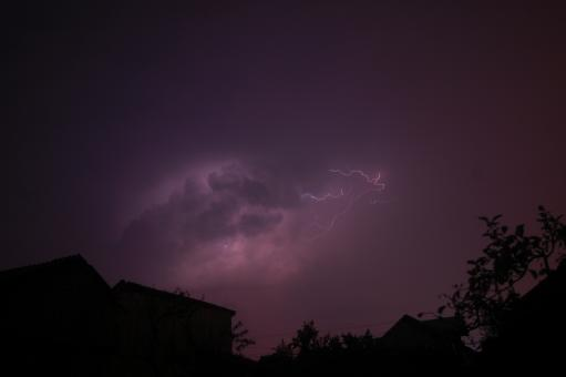 Free Stock Photo of Storm