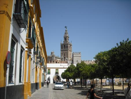 Free Stock Photo of Sevilla