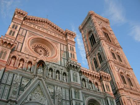 Free Stock Photo of Duomo of Florence