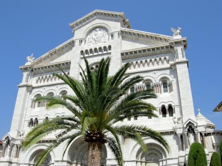 Free Stock Photo of Saint Nicholas Cathedral, Monaco