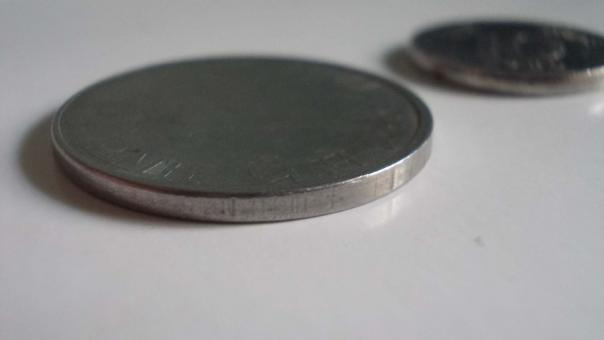 Free Stock Photo of Coins