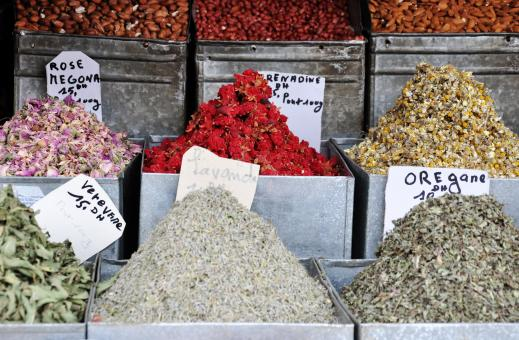 Free Stock Photo of Herbs and spices