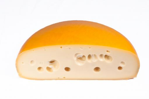 Free Stock Photo of Gouda cheese