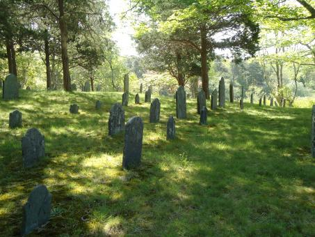 Free Stock Photo of Cemetery Graveyard