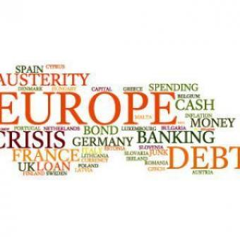 Free Stock Photo of European Debt Crisis Word Cloud