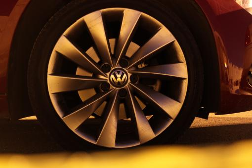 Free Stock Photo of Volkswagen rims