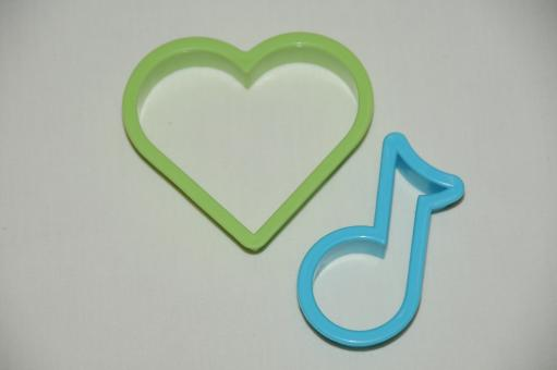 Free Stock Photo of Cookie cutters