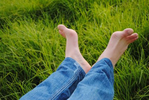 Free Stock Photo of Feet