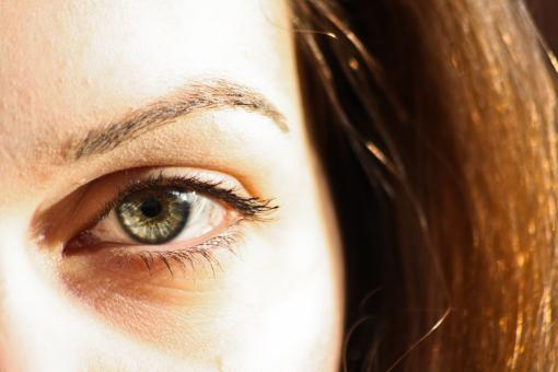 Free Stock Photo of Eye of the Tigress
