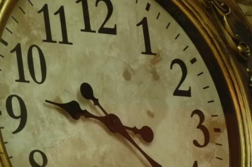 Free Stock Photo of Old clock