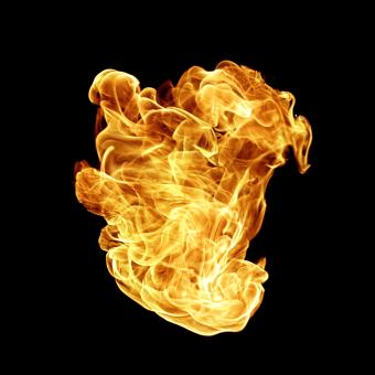 Free Stock Photo of Flame