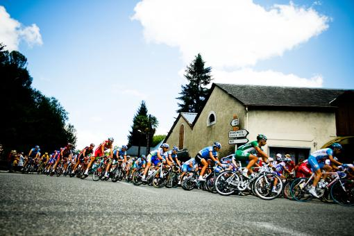Free Stock Photo of Tour de france