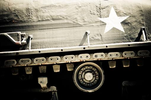 Free Stock Photo of Military tank