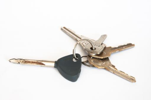 Free Stock Photo of Keys