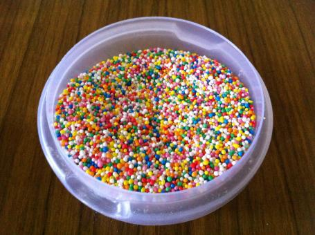 Free Stock Photo of Sprinkles