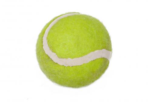 Free Stock Photo of Tennisball