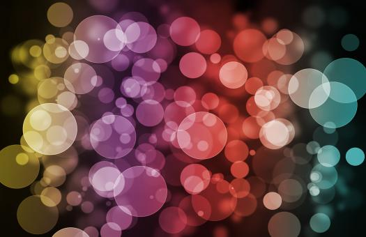Free Stock Photo of Bokeh lights